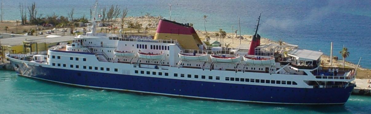 Casino Ship Palm Beach Princess